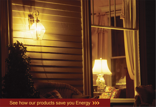 See how our products save you Energy